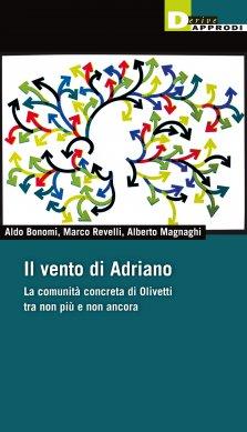 Il Vento di Adriano Book Cover
