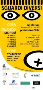Sguardi Diversi: E il vento fa il suo giro @ Cinema David | Tolmezzo | Friuli-Venezia Giulia | Italia