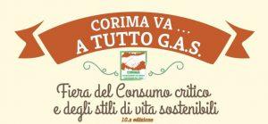 Corima A TUTTO GAS - Xma Fiera del commercio equo @ Casa della Musica  | Cervignano del Friuli | Friuli-Venezia Giulia | Italia