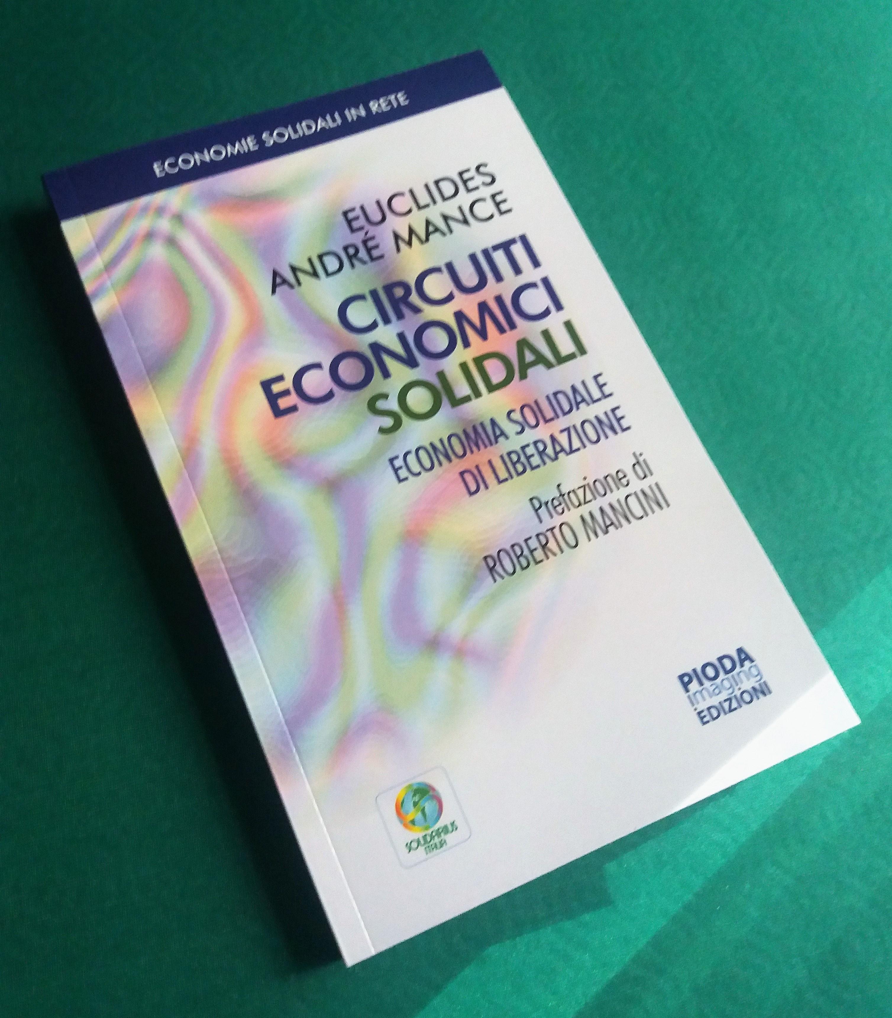 Circuiti economici solidali – Economia solidale di liberazione Book Cover