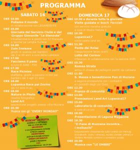 Festa dei Beni Comuni 2017 @ Villa Muciana, area ex Chiarandone | Muzzana del Turgnano | Friuli-Venezia Giulia | Italia