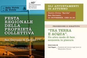 Tra Terra ed Acqua. Un altro modo di fare economia nella Bassa @ Centro civico SARVâS | Friuli-Venezia Giulia | Italia