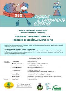 Clima ed economia solidale @ Municipio Mereto di Tomba | Mereto di Tomba | Friuli-Venezia Giulia | Italia