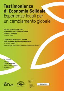 Testimonianze di economia solidale @ Centro Balducci | Terenzano | Friuli-Venezia Giulia | Italia