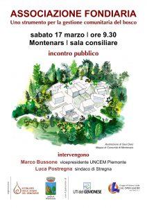 Associazione Fondiaria. Uno strumento per la gestione del bosco @ Sala Consigliare Montenars | Isola | Friuli-Venezia Giulia | Italia