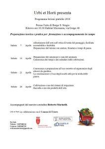 Corso Orti Urbani - Terza Lezione @ Habitat Microarea | Trieste | Friuli-Venezia Giulia | Italia