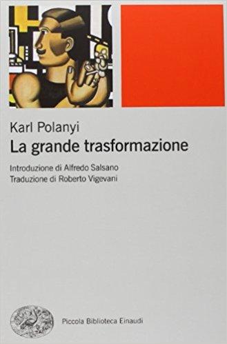 La Grande Trasformazione Book Cover