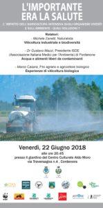 L'importante era la salute @ Giardino del Centro Culturale Aldo Moro | Cordenons | Friuli-Venezia Giulia | Italia