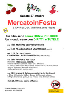 Mercatoinfesta @ Villa Ilenia | Friuli-Venezia Giulia | Italia