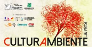 CulturAmbiente in Festa! @ pin Circolo Ricreativo e Culturale Nuovi Orizzonti  | Udine | Friuli-Venezia Giulia | Italia