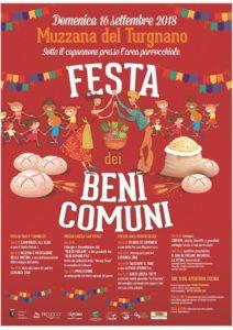 Festa dei Beni Comuni @ Capannone presso Area Parrocchiale | Muzzana del Turgnano | Friuli-Venezia Giulia | Italia