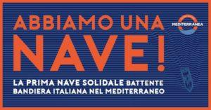 Abbiamo una nave! - Incontro su Mediterranea @ Centro Balducci | Zugliano | Friuli-Venezia Giulia | Italia