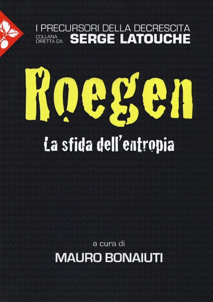 La sfida dell'entropia Book Cover