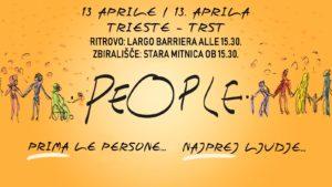 People - Prima Le Persone FVG @ Largo della Barriera Vecchia