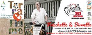 Fricchetto & Birretta Solidale: mission API carniche @ Ass.Cult. Corima