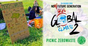 """Picnic Zero Waste """"Per il Futuro"""" a Udine: 2° Sciopero Mondiale @ Piazza della Libertà"""