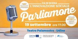 """""""Innovazione sociale – Parliamone"""" @ Palamostre"""