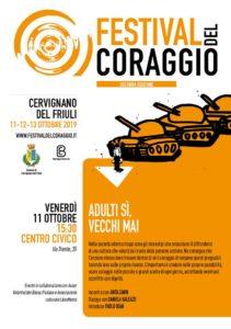 Festival del Coraggio @ Centro Civico