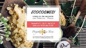 Ecocosmesi @ Progetto Gaia Terra