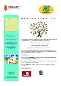 Festa dell'albero 2019 @ Parco Farneto (Boschetto)