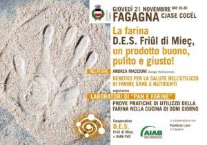 Farine DES Friûl di Mieç a Fagagna @ Museo della vita contadina - Cjase Cocèl