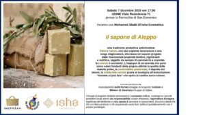 Il sapone di Aleppo @ Parrocchia di San Domenico