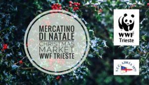 WWF Trieste mercatino di Natale 2019 - Christmas market @ Società Triestina Canottieri ADRIA 1877