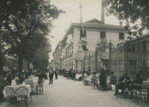 Passeggia architettonica - Viale Venezia e le sue rotonde @ Piazzale XXVI Luglio
