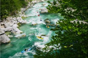 The Undamaged, salviamo gli ultimi fiumi incontaminati d'Europa. @ KINEMAX