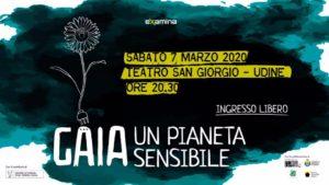 Gaia | Teatro San Giorgio (Udine) @ Teatro S. Giorgio
