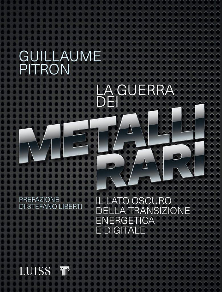 La guerra dei metalli rari Book Cover