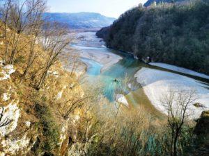 Tagliamento Domani - Un seminario sul Re dei fiumi alpini @ Sala convegni della Banca TER