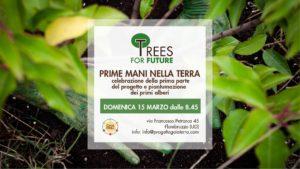 """Prime mani nella Terra + proiezione di """"Botanica per tutti"""" @ Progetto Gaia Terra"""