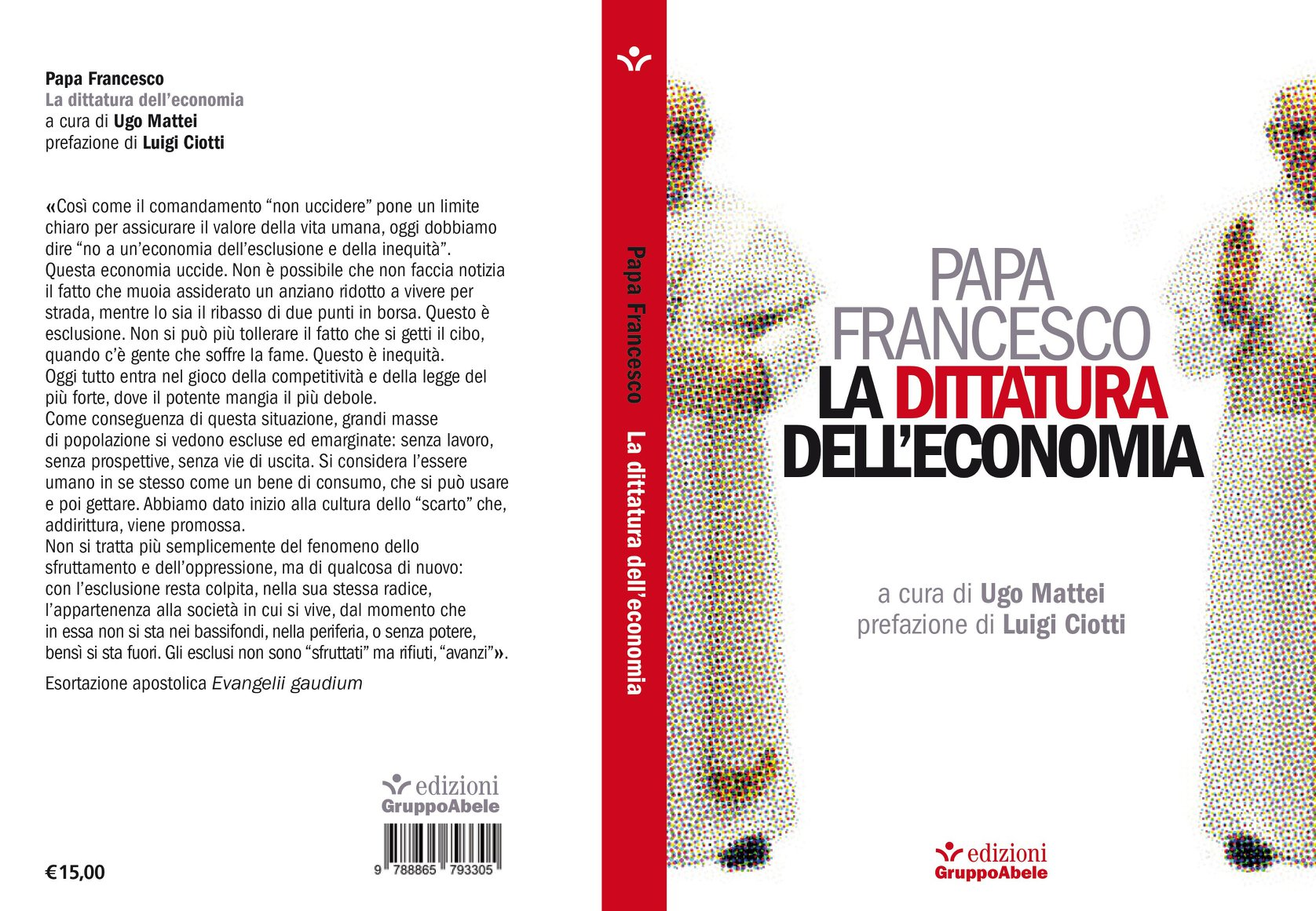 La dittatura dell'economia Book Cover