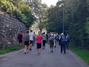 Escursione sul Carso Monfalconese @ Centro Visite Lago di Pietrarossa